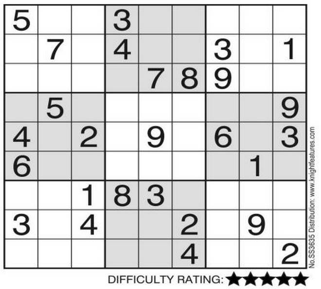 Simple Grid Detection for Sudoku | 叶某人的碎碎念
